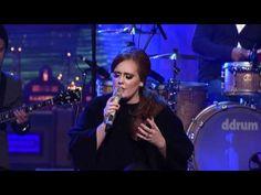@OfficialAdele http://www.youtube.com/MrGeorgeOgden #Adele Adele - Don't You Remember (Live on Letterman)