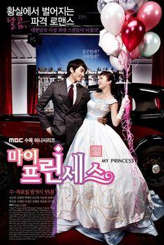 """My Princess"" Korean drama. The Korean Drama I've seen. Top Korean Dramas, Korean Drama List, Korean Tv Shows, Korean Drama Movies, Korean Actors, My Princess, Princess Photo, Korean Princess, Song Seung Heon"