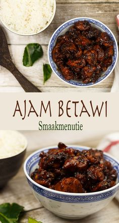 Ajam betawi - Healthy Eating İdeas For Exercise Healthy Meals For Kids, Good Healthy Recipes, Healthy Chicken Recipes, Cooking Recipes, Indian Food Recipes, Asian Recipes, Luxury Food, Indonesian Food, Indonesian Recipes