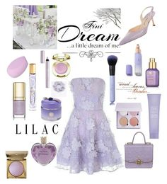 """A little dream"" by fini-i ❤ liked on Polyvore featuring Manolo Blahnik, Trussardi, Dolce&Gabbana, Vera Wang, Anastasia Beverly Hills, Estée Lauder, Kate Somerville, Tatcha, Love Quotes Scarves and BeYu"