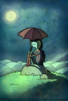 My life as Marceline.