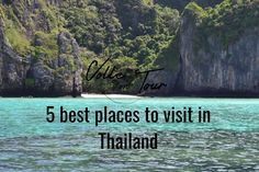Thailand has many beautiful places. But 5 of them really stand out  Click the link and have a look at them!  #travel #traveler #travellover #traveling #travelto #travstory #storyteller #influencer #pinterstory #thailand #asia #southeastasia #backpacker #wanderlust
