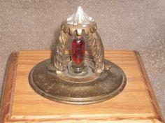 vintage fire sprinkler   Antique Ornate Victorian Brass Fire Sprinkler Head RR Donnelly ... Fire Sprinkler System, Firefighter Decor, Fire Equipment, Sprinklers, Firefighting, Fire Department, Decorative Bells, Ems, Repurposed