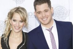 Michael Bublé shares first photo of newborn son!