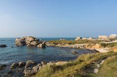 balade photo en Finistère, Bretagne et...: à Kerlouan, Meneham sur La Côte des Légendes (6 photos dont 1 pano)