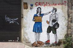 Greece – Street Art, Politics and Turbulent Times | WideWalls