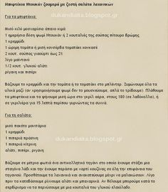 μπιφτέκια+ντουκαν.bmp (598×686) Dukan Diet Plan, Blood Type Diet, Diet Meal Plans, Cookbook Recipes, Eating Plans, Eating Habits, Best Weight Loss, Diet Tips, Meal Planning