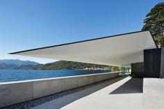 A Lakeside Villa, by Nikken Sekkei Architects / Pen Magazine International