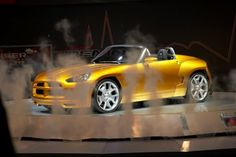 The Dodge Demon was originally going to be a roadster!