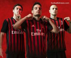 fabio novembre adidas AC milan jersey redesign was developed from a vision highlighting a special dripping graphic with bright red fading into black. Football Fashion, Football Outfits, Soccer Shirts, Team Shirts, Ac Milan Shirt, World Soccer Shop, Football Kits, Black Adidas, Sportswear