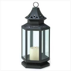 Gifts  Decor Large Black Stagecoach Hanging Lantern Candle Holder ** Click on the image for additional details.Note:It is affiliate link to Amazon.