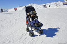 Looking for an ideal place to go skiing with a little child? Try Laax!
