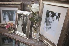 Venue: Private Residence - NOURL Flowers: DeVonna Hawn - www.facebook.com/devonnabrinkhawn Photography: Amanda Lloyd Photography - http://www.stylemepretty.com/portfolio/amanda-lloyd-photography   Read More on SMP: http://www.stylemepretty.com/2014/06/23/rustic-at-home-wedding/