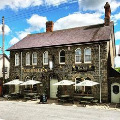 The Bell Inn is a traditional village pub set in the heart of North Devon. Pub Set, North Devon, Things To Do, Traditional, Mansions, House Styles, Heart, Holiday, Things To Make
