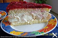 Windbeutel - Torte