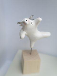 fétiche légendaire mon ours polaire, my polar bear