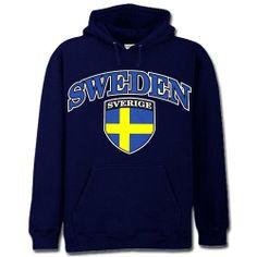 Sweden 2014 Olympic Clothing | Sweden Sweatshirt, World Cup Soccer Pride Hoodie, Sverige Sweater ...