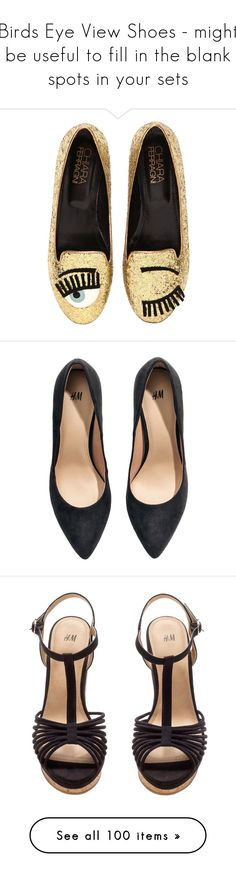 """""""Birds Eye View Shoes - might be useful to fill in the blank spots in your sets"""" by pavakunte ❤ liked on Polyvore featuring shoes, sandals, LoveIt, martens, lords, loafers, flats, sapatos, zapatos and scarpe"""