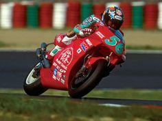 Norifumi Abe's Honda NSR 500 at the 1994 Japanese Grand Prix