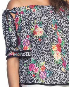 Clique para ver o zoom Tolle Auswahl bei divafashion. Diy Clothes Making, Dress Anak, Stylish Blouse Design, Casual Tops, Fashion Dresses, Plus Size, Couture, Fashion Design, Outfits