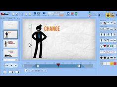 Split & Swap - New features in PowToon