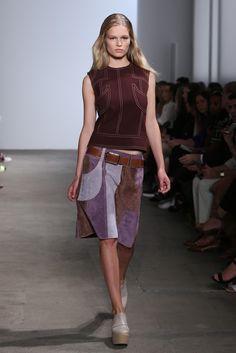 New York Fashion Week Spring 2015  - Derek Lam Spring 2015