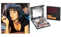 #bstat Review, Photos: Urban Decay Pulp Fiction Fall 2014 Makeup Collection - Get The Mrs. Mia Wallace Dark, Edgy Look! - GIVEAWAY | BeautyStat.com