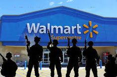 Walmart Death Camps for Martial Law Takeover? This video expose is styled as a documentary short, covering 5 unusual facts about Walmart store closings. Walmart has had numerous contracts with the U.S. government. One of these goes back to the early 2000s, when Walmart began a cooperative with the U.S. Defense Department on RFID technology. …