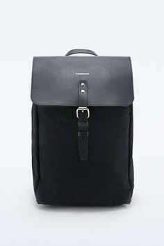 Sandqvist - Alva Black Backpack