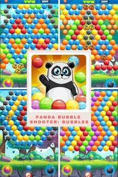 Enjoy playing free pop bubble pandas is an addictive & fun colorful panda games with thousands puzzle. Visit the link to find more Panda Bubble Games Bubble Shooter Games, Bubble Games, Pop Bubble, Games For Kids, Bubbles, Android, Puzzle, Presents, Colorful