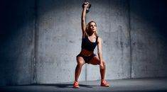 Do you find it difficult to find time for the gym? If so, this Kettlebell HIIT Challenge for Women is perfect for you! All you need is a kettlebell and about 30 minutes. Shed fat, build muscle, and get on with your day! Kettlebell Challenge, Workout Challenge, Workout Kettlebell, Cardio Gym, Tabata, Sport Fitness, Body Fitness, Fitness Gurls, Health Fitness