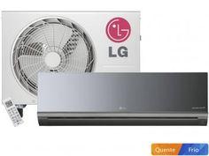 Ar-Condicionado Split LG Inverter 18000 BTUs - Quente/Frio Filtro 3M Cool - com as melhores condições você encontra no Magazine Shopspremium. Confira!