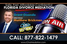 Matthew Brickman Explains Why Mediation Is The Safest, Fastest, Most Confidential Way to Divorce