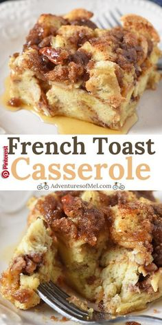 How to make a deliciously easy French toast casserole, a mak. - Breakfast & Brunch RecipesHow to make a deliciously easy French toast casserole, a make ahead recipe that's perfect for a crowd and makes a quick breakfast on busy mornings. Tostadas, Breakfast Desayunos, Breakfast Dishes, Quick Breakfast Ideas, Breakfast For A Crowd, Birthday Breakfast, Breakfast Casserole French Toast, Christmas Breakfast Casserole, Recipe For Breakfast Casserole