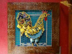 BraIlian rooster