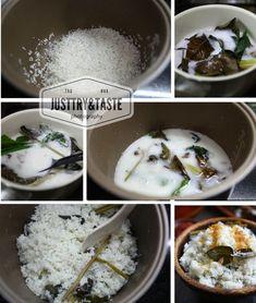 Resep Nasi Uduk Nasi Liwet, Nasi Lemak, Food N, Food And Drink, Indonesian Cuisine, Indonesian Recipes, Easy Cooking, Cooking Recipes, Rice Noodles