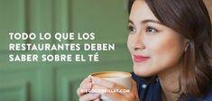 Todo lo que los restaurantes deben saber sobre el té. Eva Ballarín nos habla de las diferentes formas de prepararlo, utensilios, modos de presentación y tipos de té, un producto excelente para ofrecer en tu restaurante y obtener la mejor rentabilidad. #Bebidas #Foodie #Restaurantes #Té