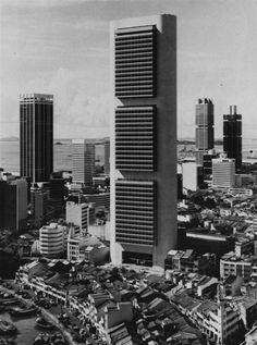 Oversea Chinese Banking Corporation, Singapore (1976)   I.M. Pei