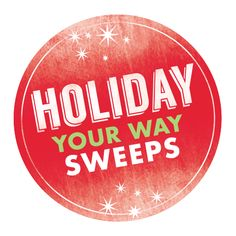 You could bring home one of 50 Instant Win Prizes + $5,000 in Bed Bath & Beyond® Gift Cards! Enter now: http://www.holidayyourwaysweeps.com