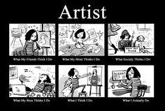 Artistas...