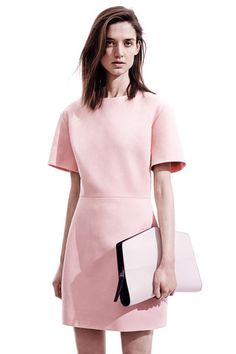 Narciso Rodriguez Pre-Fall 2014 Collection Slideshow on Style.com