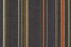 Point by Paul Smith 006 Slate and Mandarin window fabric Rh Rugs, Fabric Ottoman, Stripe Pattern, Paul Smith, Slate, Coffee Shop, Muse, Fabrics, Stripes