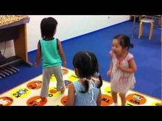 Songs in English - good for Preschool to Early Elementary