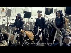 ▶ Japanese funny cup noodle commercial. [globalization] Eng sub. - YouTube (I do not quite understand tho. But its funny!)