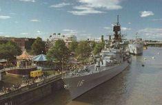 Fleet Week, Portland, Oregon, Boat, History, Places, Memories, Dinghy, Souvenirs