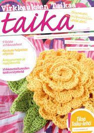 Virkkauksen Taikaa - Google-haku Magazines, Crochet Hats, Google, Journals, Knitting Hats
