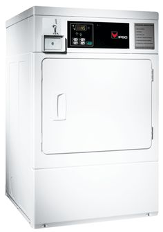 Ipso CD8 Commercial Coin Operated Clothes Dryer.
