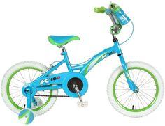 3e26ee1d9c0ff Kawasaki Girls K16G 16-in. Wheel Bike Bmx Bicycle