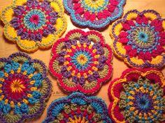 Ravelry: Hippie Flower pattern by La Martiz