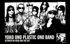 Yoko Ono Plastic Ono Band and the Flaming Lips will ring in 2012 at the fifth annual New Year's Freakout in Oklahoma City, Oklahoma. Yoko Ono, Epiphone, Cool Wallpaper, The Beatles, Presents, Cool Stuff, Wallpapers, Music, Musica